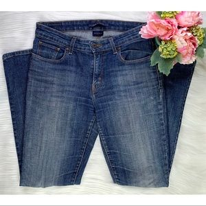 The Original Jean MID RISE SKINNY SZ 10 M Women's